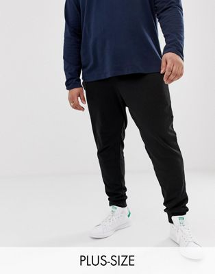 Jack & Jones Intelligence sweat sweatpants in black
