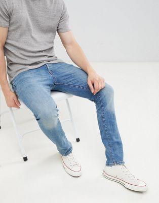 Image 1 of Jack & Jones Intelligence TIM slim fit jeans
