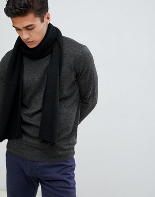 Jack & Jones knitted scarf