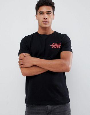 Jack & Jones Originals - T-shirt à imprimé Soul