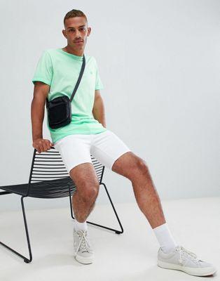 Jack & Jones Originals - T-shirt fluo con scollo profondo