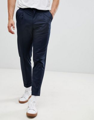Jack & Jones Premium Smart Pant In Tapered Fit