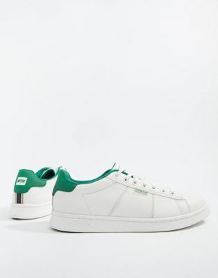 Image 1 of Jack & Jones sneakers with contrast back panel
