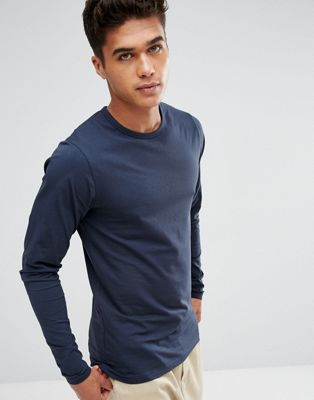 Image 1 sur Jack & Jones - T-shirt classique à manches longues