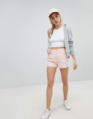 Jack Wills High Rise Girlfriend Short