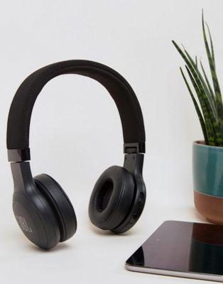 Image 1 of JBL E45 On-Ear Wireless Headphones in Black