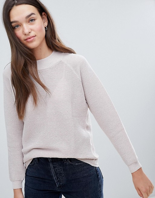 JDY Petra Metallic Knit Sweater