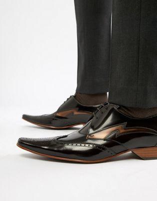Jeffery West - Pino - Scarpe con fulmine a contrasto