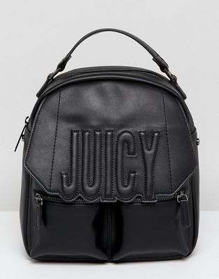 Juicy By Juicy Couture - Zaino oversize regolabile con logo