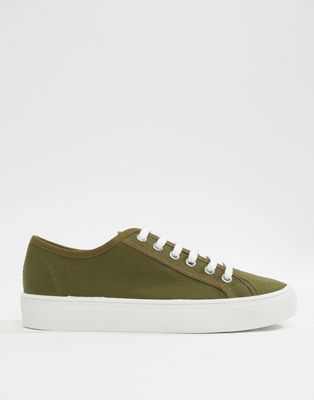 Kaltur Lace Up Trainers