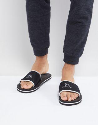 Kappa – Sandalen mit Logo