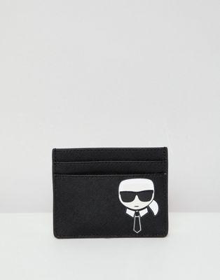 Karl Lagerfeld - Iconische kaarthouder