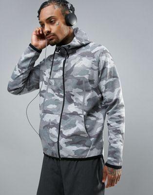 Ki5-A Camo Print Jacket