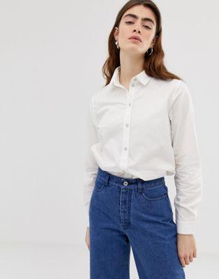 Классическая рубашка из органического хлопка Kowtow