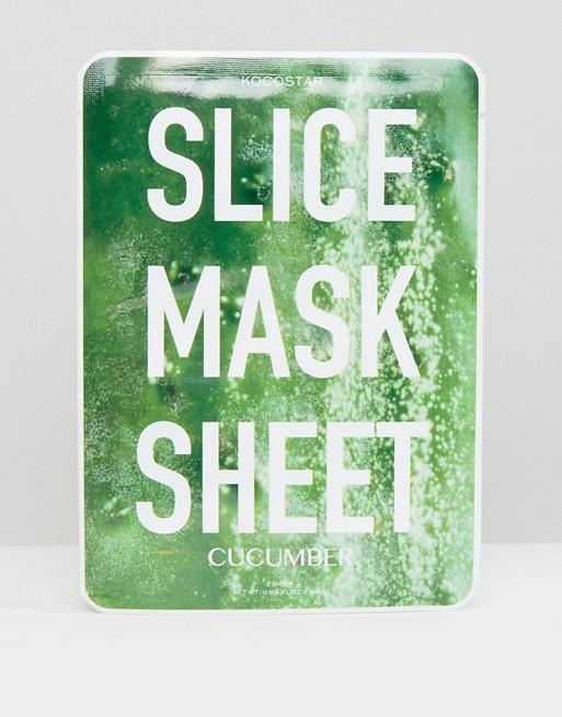 Kocostar - Masque en feuille - Concombre