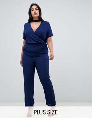 Image 1 of Koko wrap jumpsuit