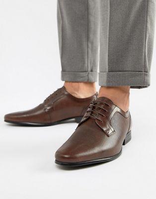 Изображение 1 из Коричневые туфли со шнуровкой Red Tape Harston