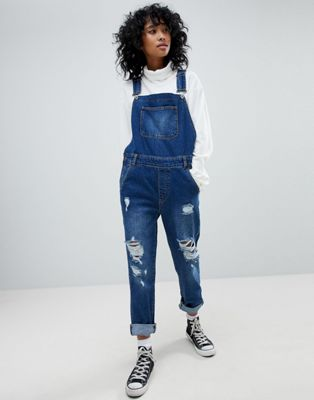 Image 1 of Kubban Core Denim Overalls