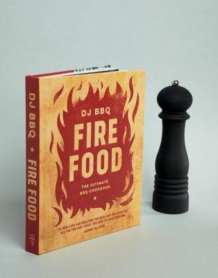 "Кулинарная книга ""DJ BBQ's Fire Food"""