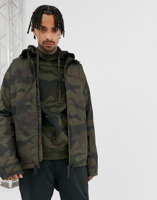 Куртка с камуфляжным принтом Billabong Fastplant