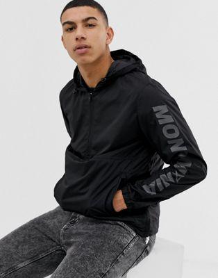 Куртка с названием бренда на рукаве Jack & Jones Core