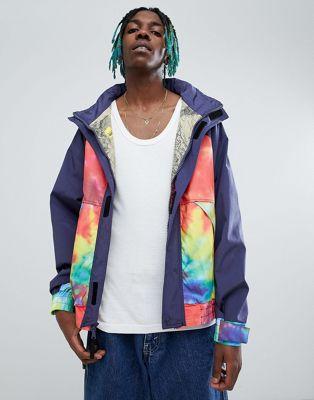 Куртка с принтом тай-дай Billionaire Boys Club sailing