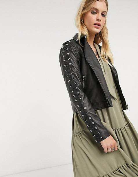 Lab leather - Jack in zwart