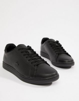 Lacoste Carnaby Evo 318 7 sneakers in black