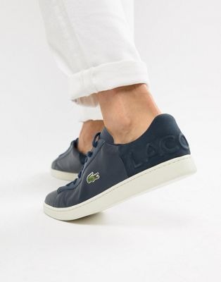Lacoste Carnaby Evo 418 1 sneakers in navy