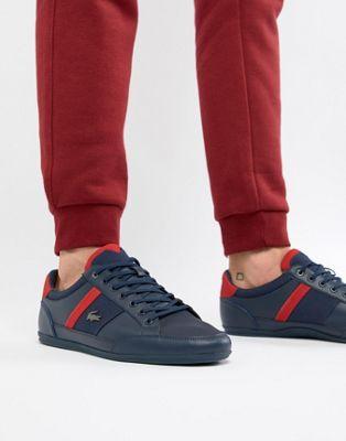 Lacoste - Chaymon  318 1 - Sneakers in marineblauw