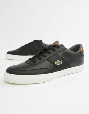 Lacoste Court Master 318 2 sneakers in black