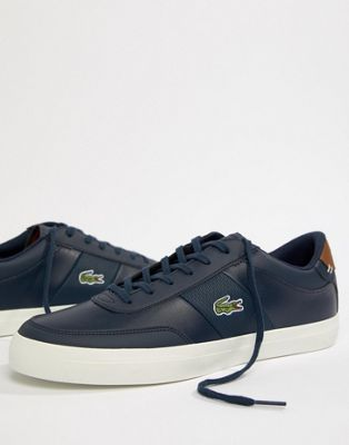 Lacoste Court Master 318 2 sneakers in navy