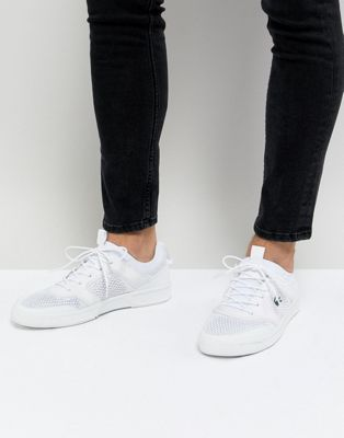 Lacoste Explorateur Light Sneakers In White