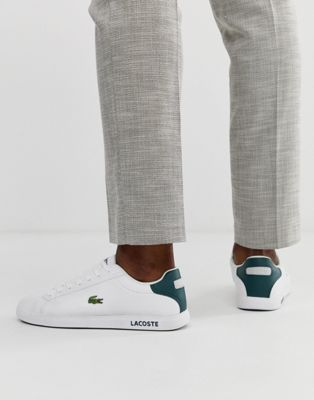 Lacoste Graduate LCR3 118 1 sneakers in white