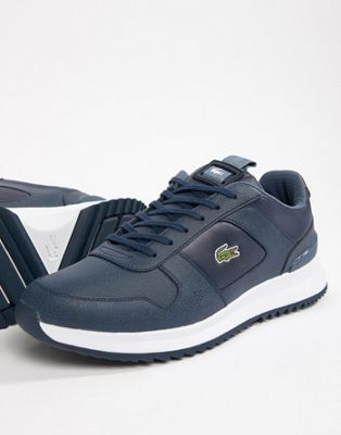 Lacoste Joggeur 2.0 318 1 runner sneakers in navy