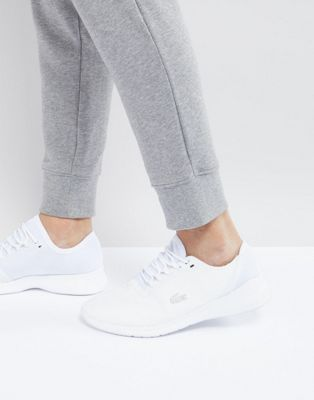 Lacoste LT Fit 118 sneakers in white