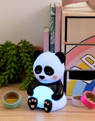 Lámpara de estados de ánimo con diseño de panda de Fizz
