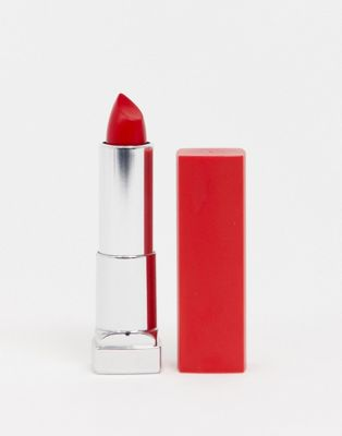 Imagen 1 de Lápiz de labios Color Sensational Made for All 382 Red for Me de Maybelline