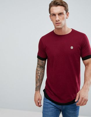 Le Breve Double Layer T-Shirt