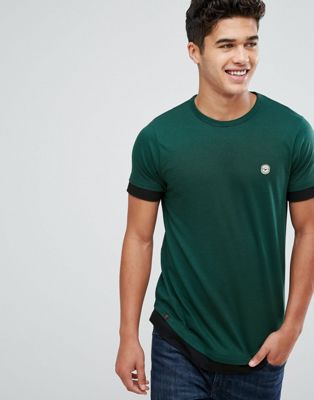 Le Breve - T-shirt a doppio strato