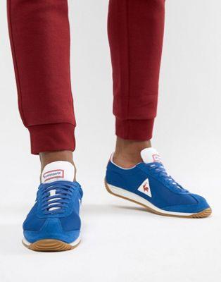 Le Coq Sportif – Quartz – Nylon-Sneaker