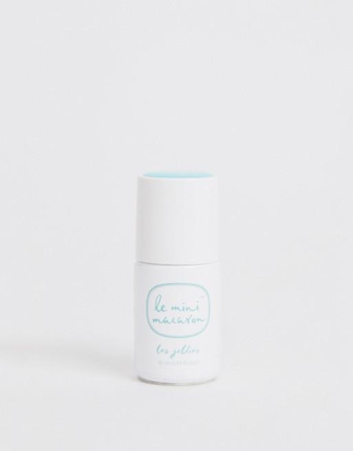 Le Mini Macaron Les Jellies Gel Nail Polish - Mint Jelly