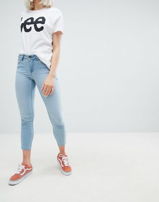 Lee Scarlett Cropped Jean