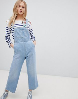 Leon and Harper Denim Dungarees