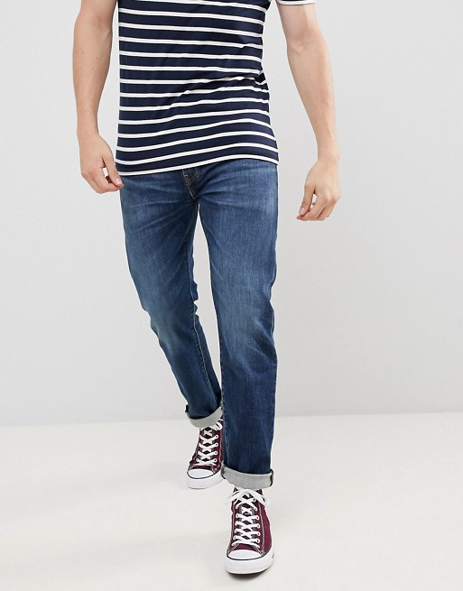 Image 1 of Levi's 502 regular tapered jeans geep adapt