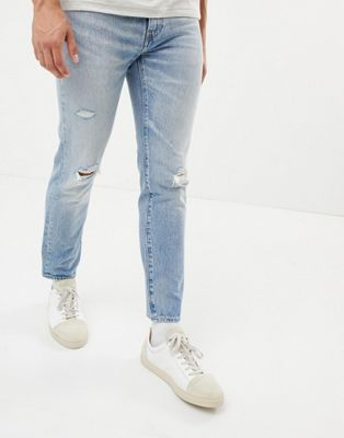 Levi's – Hi-Ball Roll – Swing Man – Jeans i 90-talsstil