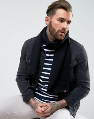 Levi's Limit Scarf In Black