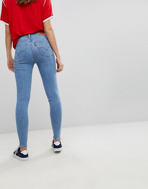 d52351e0a46 Levi's Mile High Super Skinny Jean | ASOS