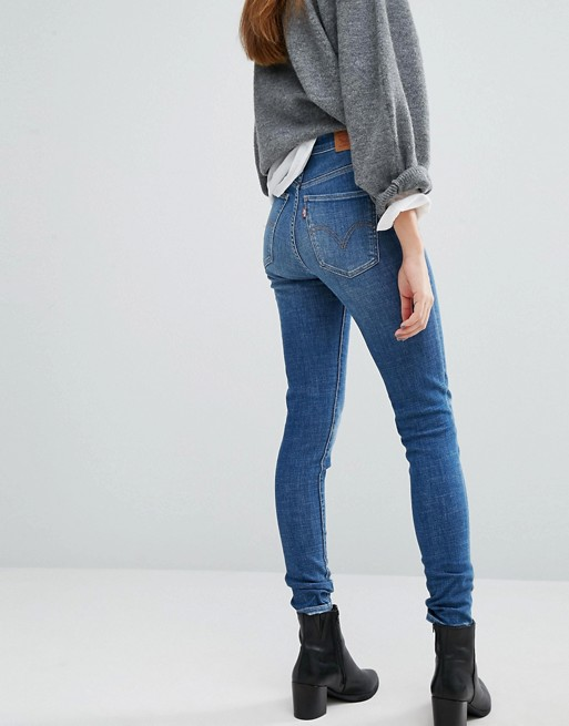 f94682381a5 Levi's mile high super skinny jeans | ASOS