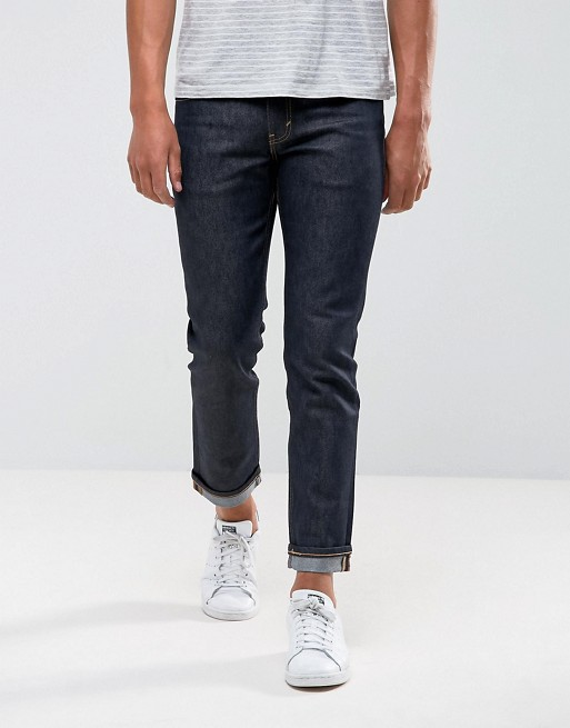 fc7c4e25958 Levis Skateboarding 511 Slim 5 Pocket Jeans In Rigid Indigo
